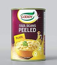 Goody Fava Beans Peeled Regular 450 gm