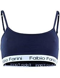 Fabio Farini Soutien-gorge de sport - Bralette en 3 couleurs différents