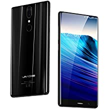 Smartphone Ohne Vertrag, UMIDIGI Crystal Android 7.0 Handy mit 5.5zoll (14cm) 4GB RAM + 64GB ROM, Smartphone dual sim 4G LTE , 5MP+13MP Kamera,Rear-Fingerabdruckscanner
