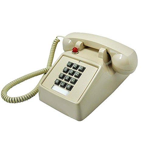 Liuliangmei Retro Telefon,Beige