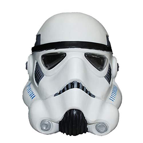 Kostüm Soldier Ghost - ZWX Scary Böse Clown Maske Latex Gummi Maske Halloween Kostüm Clown Maske Mit Haar für Erwachsene