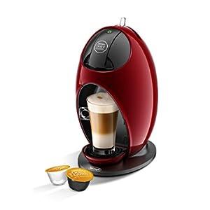 NESCAFÉ DOLCE GUSTO Jovia EDG250 De'Longhi, Macchina per caffè espresso e altre bevande, Manuale di De'Longhi, Rosso