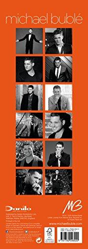 The Official Michael Buble 2016 Slim Calendar (Slim Standard)