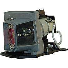 Lampara de Reemplazo con Carcasa AuraBeam Profesional para Proyector Optoma DS316L (accionado por Philips)