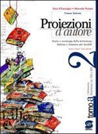 Proiezioni d'autore-manualetto studente. Per le SCuole superiori. Con CD-ROM: 2