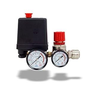 Druckregler mit Druckschalter für Kompressor Kompressorschalte