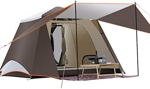 Tenda Tenda Tenda da Campeggio All'Aperto da Pesca Tenda da Sole 2-4 Persone velocità Automatica Aperta Tenda Grande Resistente all'Acqua (2 Coloreei Opzionale) B07P25TSB6 Parent | marchio  | I Materiali Superiori  494f3e