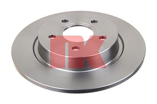 Preisvergleich Produktbild Bremsscheibe COATED - NK 314847