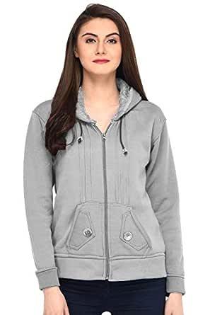 Fasnoya Women Sweatshirt wss111sq-xs_Grey # 2_X-Small