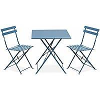 Amazon.fr : 3 étoiles & plus - Tables de jardin / Tables : Jardin