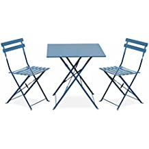 Amazon.fr : ensemble chaise et table bistrot