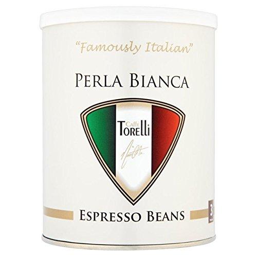 Caffe Torelli Perla Bianca Espresso Beans 250g