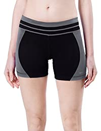 Baleaf Short de jogging et fitness pour femme 12,7cm