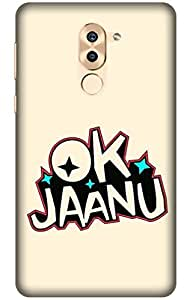 iessential ok jannu Designer Printed Back Case Cover for Honor 6X