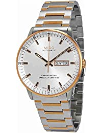 Mido Commander M841942141 Men's Watch XL II Analogue Automatic Stainless Steel M0214312203100