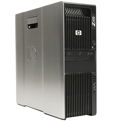 HP Z600 Workstation Tower