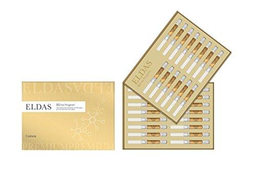Versión coreana de software eldas EG TOX programa ampolla Kit (2ml X 30ampolla) 100% auténtico producto con etiqueta clave