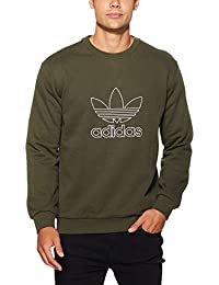 a3f8b45795cab Amazon.co.uk: Adidas - Sweatshirts / Hoodies & Sweatshirts: Clothing
