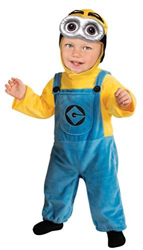 Mütze Minion Kostüm - Rubie's 3886672 - Minion Dave - Toddler, Verkleiden und Kostüm