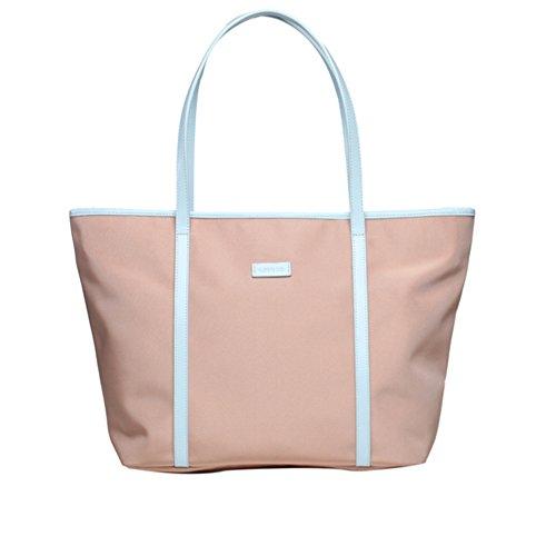 Borsa di tela/ladies singola borsa a tracolla/borsa oxford cloth pendolari/tote bag/borsa grande-O Q