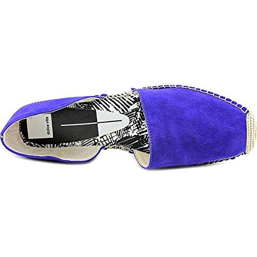 Dolce Vita Ciara Daim Espadrille Electric Blue