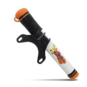 Xtreme Air Mini Fahrradpumpe, Luftpumpe für alle gängigen