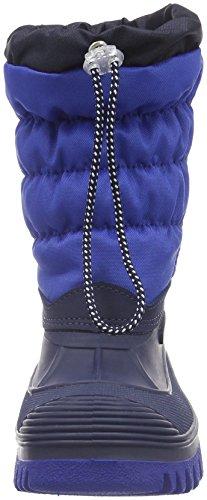 C.P.M. Hanki, Bottes courtes avec doublure chaude mixte enfant Bleu - Blau (Navy M870)