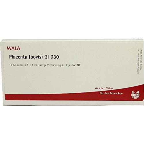 Placenta Bovis Gl D30 Amp 10X1 ml