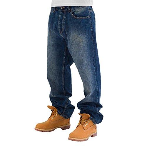 Dickies Herren Jeans / Loose Fit Jeans Pensacola blau W 50 L