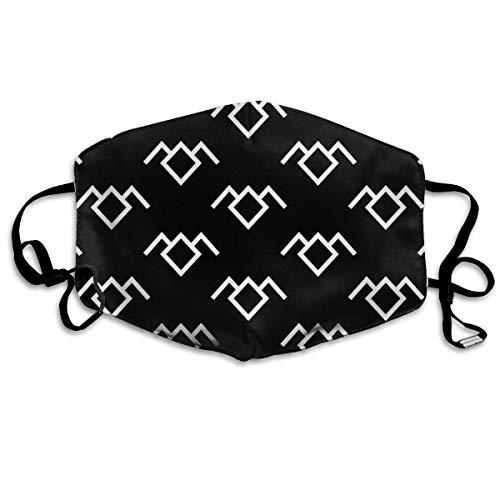 Masken, Masken für Erwachsene, Face Mask Reusable, Warm Windproof Mouth Mask, Owl Pattern Reusable Anti Dust Face Mouth Cover Mask Protective Breath Healthy Safety
