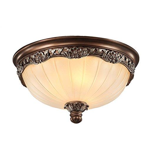 pastorale-ronde-plafonnier-e27-chambre-lampe-atmosphere-simple-et-moderne-salon-couloir-leuchten