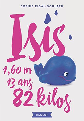 Isis 13 ans, 1,60 m, 82 kilos