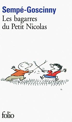 Les bagarres du Petit Nicolas (Folio) por Sempé