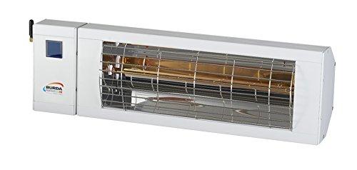 SMART BLUETOOTH IP24, 48cm 2.000 Watt Weiss - 2