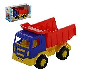 Polesie 68347 Tema - Caja para Camiones de Juguete