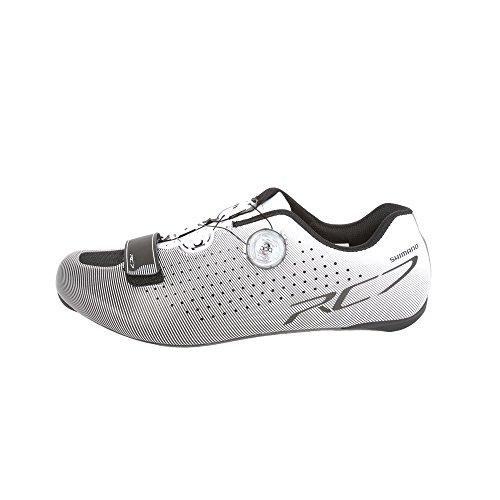 Shimano SH-RC7W Schuhe Unisex white 2017 Mountainbike-Schuhe Elfenbein  (White) ...