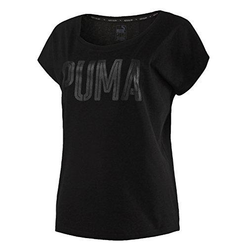 Puma Evo Shirt Damen schwarz - schwarz