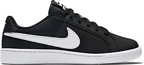Nike Damen Court Royale Sneakers, Schwarz (Black/White), 40
