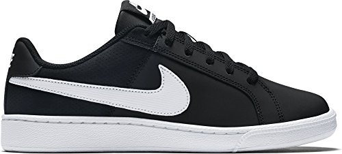 Nike Damen Wmns Court Royale Tennisschuhe, Schwarz (Black/White 010), 39 EU