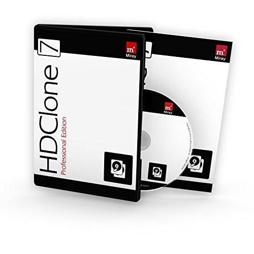 HDClone 7 Professional Edition (Box, deutsch) - Kopieren | Backup | Datenrettung