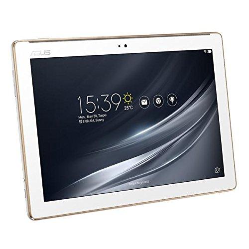 Asus ZenPad 10 Z301MF-1B007A 25,65 cm (10,1 Zoll FHD) Tablet-PC (MediaTek 8163BA, 2GB RAM, 16GB Datenspeicher, Android 7.0) weiß