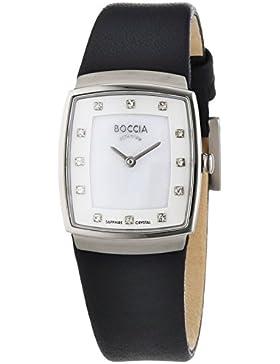 Boccia Damen-Armbanduhr XS Titan