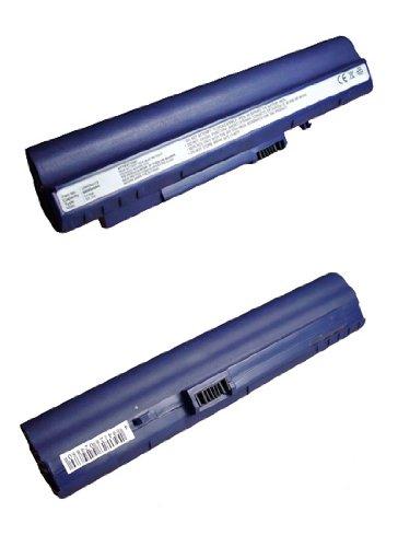 DP-Tech Akku für Acer Aspire One / ZG5 / ZG 5 - (Blau) 6600mAh
