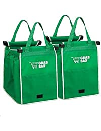 KPS Set Of 2 Carry-on Shopping Grab Bags