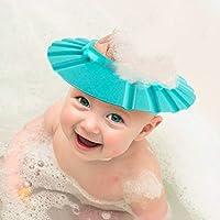 Visera Baño Bebé Niños Evita Irritación Ojos