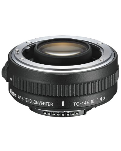 Nikon tc-14e III AF-S Telekonverter für Kamera