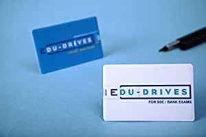 Educational Pen Drive for SSC/ Bank PO Exam preparation