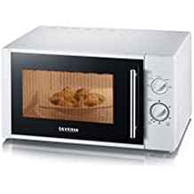 Severin Microwave with 900 W of Power MW 7873, 30 liters, White