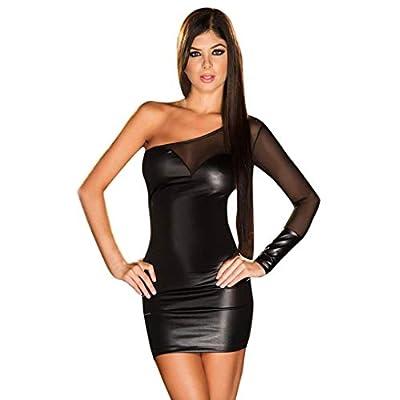 Vovotrade Women's Hot Lingerie Sleeveless Lace Dress