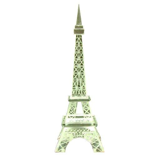 Souvenirs de France - Tour Eiffel Miniature Verre - Taille : 14,5 cm